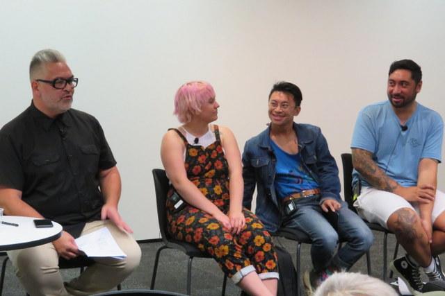 Panel at SSBD