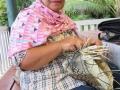 Market weaving