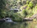 18-Te Henga waterfall
