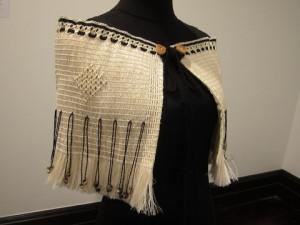 woven cloak