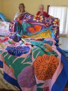 Nga quilts