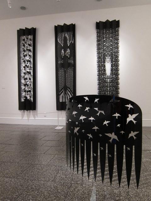 32-Lonnie sculptures