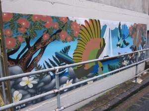 3. street art natives